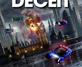 Fun – City of Deceit by  Steph Bennion